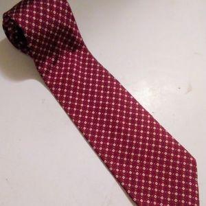 Ralph Lauren Lauren Silk Hand Tade Tie